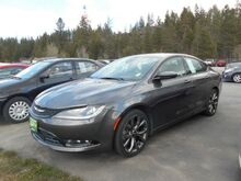 2015_Chrysler_200_S AWD_ Spokane Valley WA