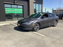 2015_Chrysler_200_S AWD_ Spokane Valley WA