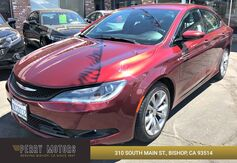 2015_Chrysler_200_S_ Bishop CA