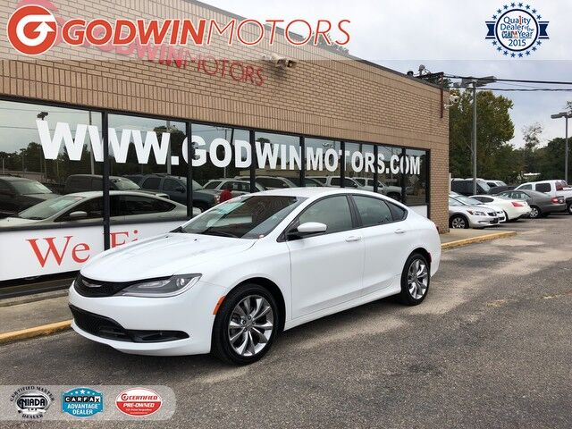 2015 Chrysler 200 S Columbia SC