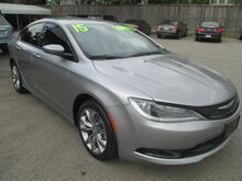 2015_Chrysler_200_S_ Houston TX