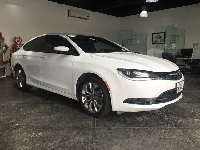 2015_Chrysler_200_S_ San Jose CA