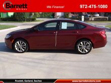 2015_Chrysler_200_S_ Garland TX