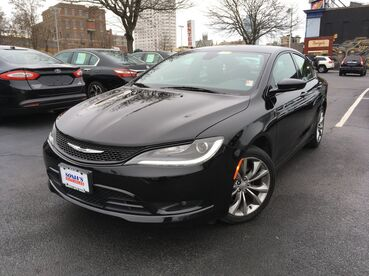 2015_Chrysler_200_S_ Worcester MA