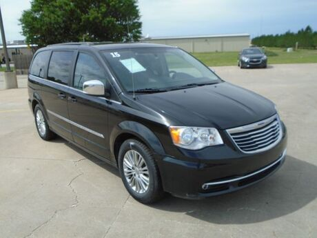 2015 Chrysler Town & Country Touring-L Colby KS