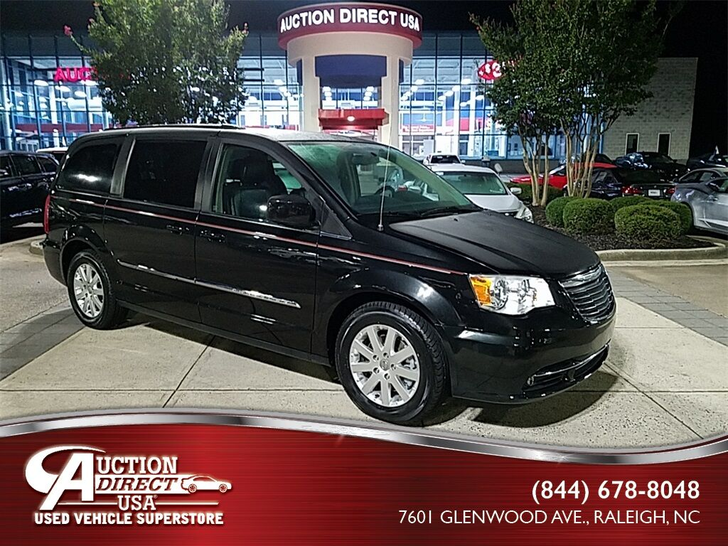 Used 2015 Chrysler Town Country Touring Raleigh Nc 26112139 And