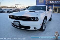 2015_Dodge_Challenger_R/T / 5.7L HEMI V8 / 6-Spd Manual / Power & Heated Cloth Seats / Heated Steering Wheel / Bluetooth / Cruise Control / Keyless Entry & Start / Projector Headlights & Fog Lights / Performance Brakes / Aluminum Wheels_ Anchorage AK