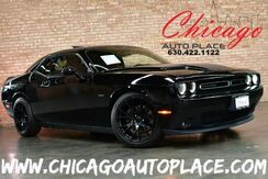 2015_Dodge_Challenger_R/T Plus Shaker - 5.7L V8 HEMI VVT ENGINE 6-SPEED MANUAL RED LEATHER INTERIOR HEATED/VENTED FRONT SEATS NAVIGATION BACKUP CAMERA HEATED STEERING WHEEL KEYLESS GO SUNROOF XENONS_ Bensenville IL