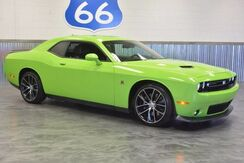2015_Dodge_Challenger_R/T Scat Pack - 6.4L V8! LEATHER! TOUCHSCREEN NAVIGATION! LIMITED EDITION COLOR! ONLY 17,202 MILES!!!_ Norman OK