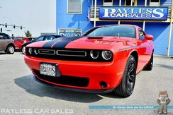 2015_Dodge_Challenger_SXT / Automatic / Power and Heated Seats / Heated Steering Wheel / 8.4 Touchscreen Navigation / Alpine Speakers / Auto Start / Blind Spot Alert / Uconnect Bluetooth / Back Up Camera / Block Heater / Low Miles / 1-Owner_ Anchorage AK