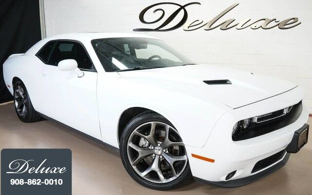 2015 Dodge Challenger SXT Plus Coupe, Super Track Package, Navigation, Rear-View Camera, Bluetooth Technology, Ventilated Leather Seats, Power Sunroof, Performance Suspension, 20-Inch Alloy Wheels, Linden NJ