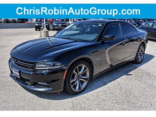2015_Dodge_Charger_R/T_ Midland TX