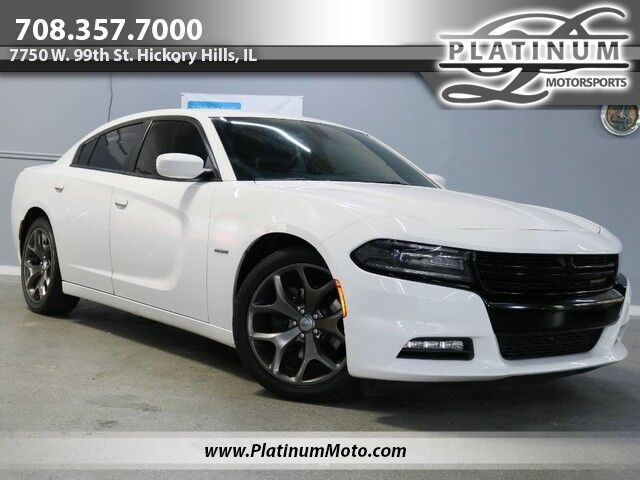 2015 Dodge Charger RT 1 Owner Hemi Power Hickory Hills IL