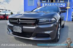 2015_Dodge_Charger_SE / AWD / Automatic / Auto Start / Uconnect Bluetooth / Power Driver's Seat / Cruise Control / Back Up Sensors / Block Heater / Only 19k Miles / 1-Owner_ Anchorage AK