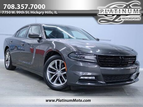 2015 Dodge Charger SXT Plus 2 Owner Leather Back Up Camera Hickory Hills IL