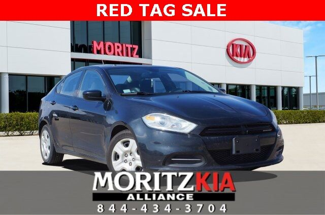 2015 Dodge Dart SE Fort Worth TX