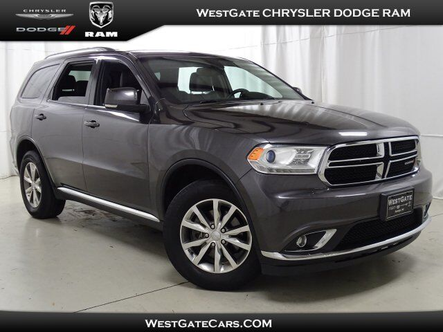 2015 Dodge Durango Limited Raleigh NC