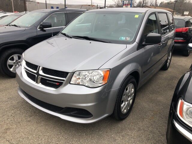 2015 Dodge Grand Caravan American Value Pkg North Versailles PA
