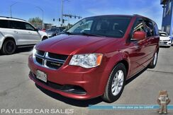2015_Dodge_Grand Caravan_SXT / Auto Start / Power Driver's Seat / Power Sliding Doors / Rear Entertainment / 3rd Row / Seats 7 / Rear Captain Chairs / Bluetooth / Aluminum Wheels / 25 MPG_ Anchorage AK