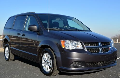 2015_Dodge_Grand Caravan_SXT Handicap Van_ Fort Worth TX