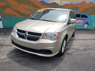 2015_Dodge_Grand Caravan_SXT_ Saint Joseph MO
