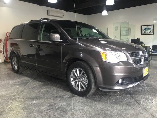 2015_Dodge_Grand Caravan_SXT_ San Jose CA