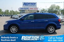 Dodge Journey R/T AWD -3rd Row Seating, DVD Player, More! 2015