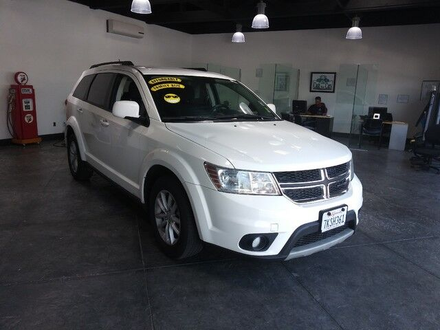 2015_Dodge_Journey_SXT_ San Jose CA