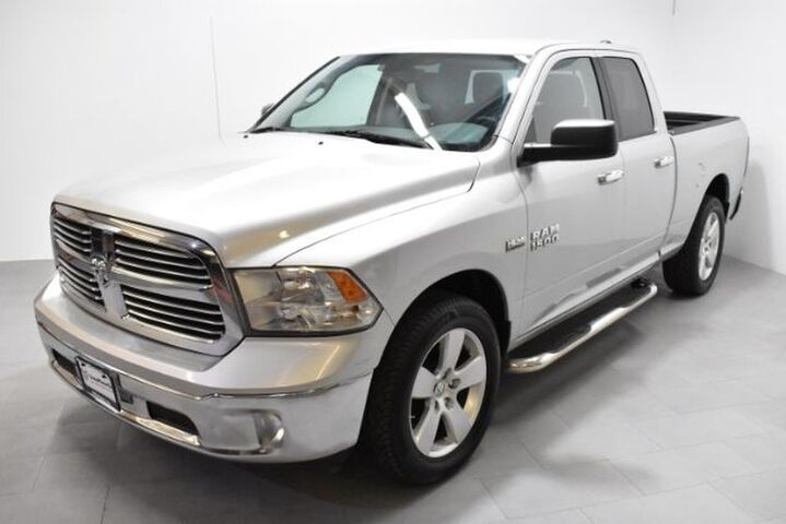 2015 Dodge RAM 1500 2WD Quad Cab 140.5 Big Horn Arlington TX