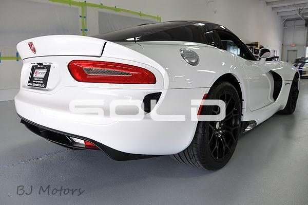 2015 Dodge SRT Viper SRT Tomball TX