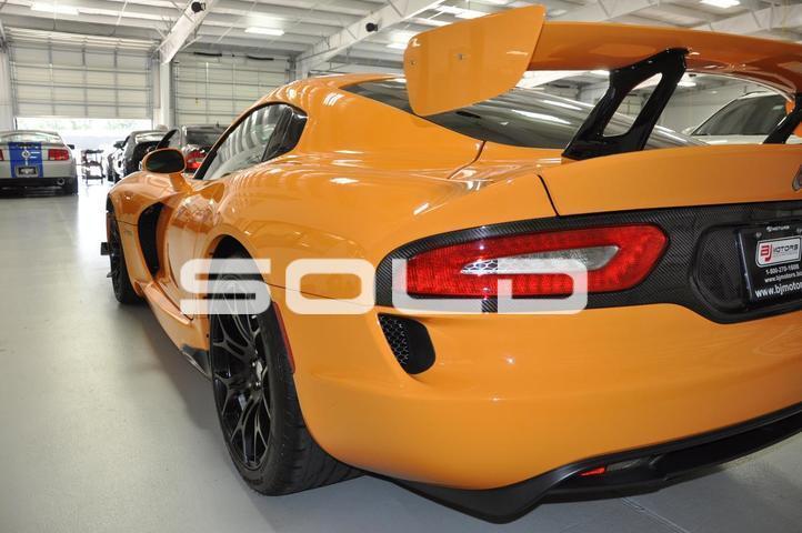 2015 Dodge SRT Viper TA 2.0 Tomball TX
