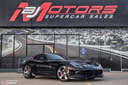 2015 Dodge Viper GT Only 1K Miles Tomball TX
