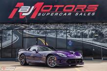 2015 Dodge Viper GTC Stryker Purple