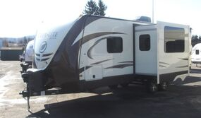 EVERGREEN RV EVER-LITE 242RBS 2015