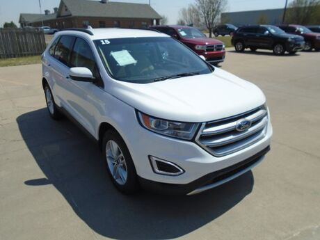 2015 FORD EDGE SEL SEL FWD Colby KS