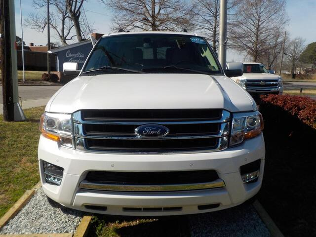 2015 FORD EXPEDITION LIMITED, WARRANTY, LEATHER, SUNROOF, POWER 3RD ROW, POWER RUNNING BOARDS, BACKUP CAM, REMOTE START!! Norfolk VA