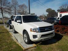 FORD EXPEDITION LIMITED,BUYBACK GUARANTEE, WARRANTY, LEATHER, SUNROOF, 3RD ROW, NAV, FULLY LOADED, ONLY 1 OWNER! 2015