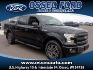 2015 FORD F-150 LARIAT Osseo WI