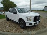 2015 FORD F150 XLT XLT SuperCrew 5.5-ft. Bed 4WD