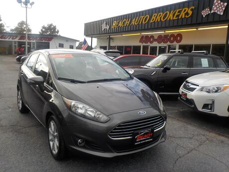 2015 FORD FIESTA SE, BUYBACK GUARANTEE, WARRANTY, SIRIUS RADIO, NAVIGATION, BLUETOOTH, KEYLESS ENTRY, AUX PORT! Norfolk VA