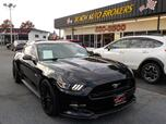 2015 FORD MUSTANG FASTBACK GT, WARRANTY, LEATHER, BACKUP CAM, NAV, HEATED SEATS, A/C SEATS, REMOTE START,ONLY 1 OWNER!