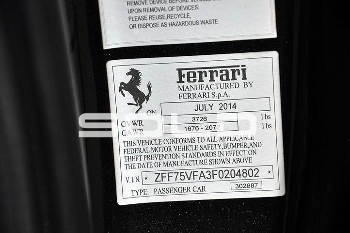 2015 Ferrari 458 Italia Speciale Tomball TX