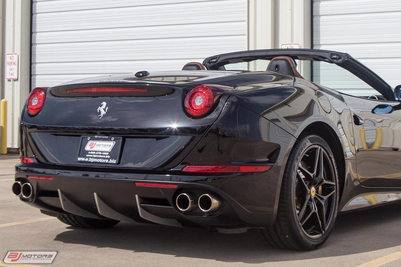2015 Ferrari California T  Tomball TX
