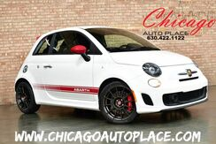 2015_Fiat_500_Abarth - 1 OWNER NAVI BACKUP CAM HEATED SEATS INJEN PERFORMANCE WILWOOD BRAKES_ Bensenville IL