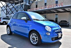 2015_Fiat_500_Pop Hatchback_ San Antonio TX