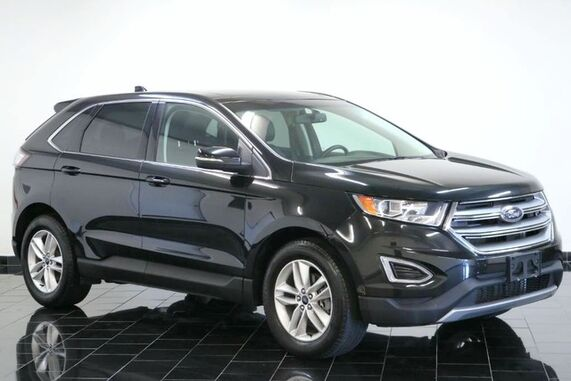 2015_Ford_Edge_4dr SEL FWD, 1 Owner, Clean CarFax, Techology Package, Cold Weather Package, Navigation, Back-up Camera, Panoramic Roof,_ Leonia NJ