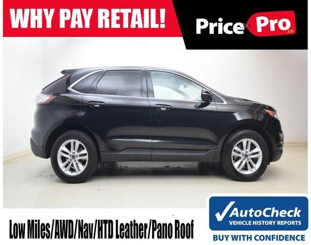 2015 Ford Edge SEL AWD V6 w/Nav & Pano Sunroof Maumee OH
