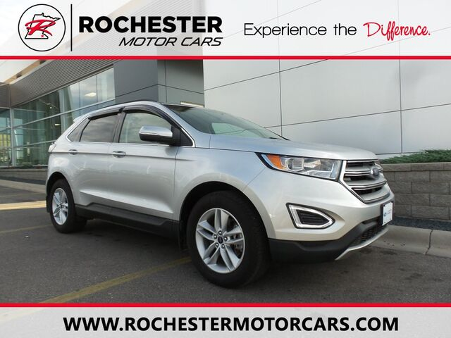 Ford Edge Sel Leather Heat Rochester Mn