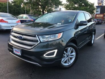 2015_Ford_Edge_SEL_ Worcester MA