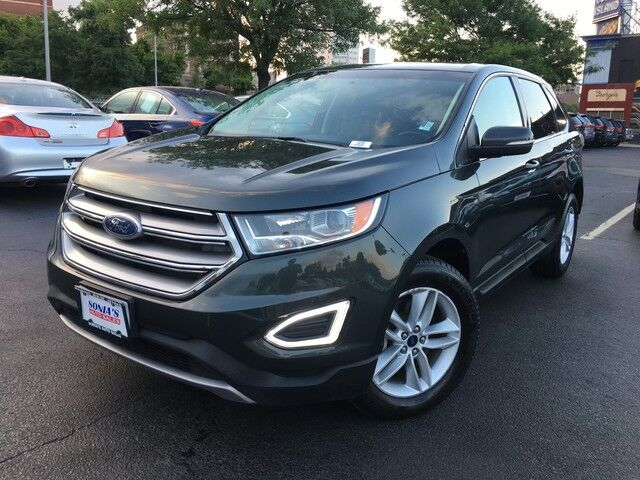 2015 Ford Edge SEL Worcester MA